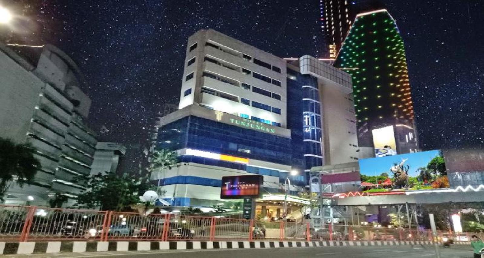 Tunjangan Hotel Bintang 4 di Surabaya