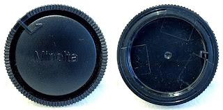 Minolta A-Mount Rear Lens Cap