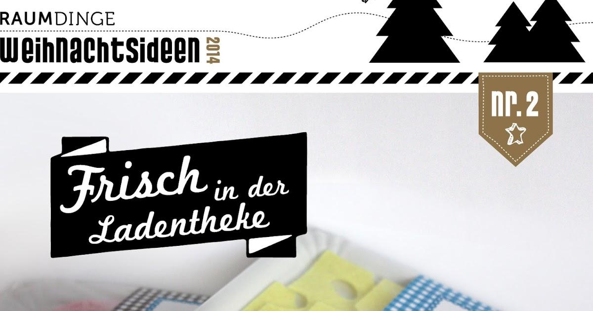 Raumdinge Kaufladenzubehör Selber Machen Nr 11 Wurst Und