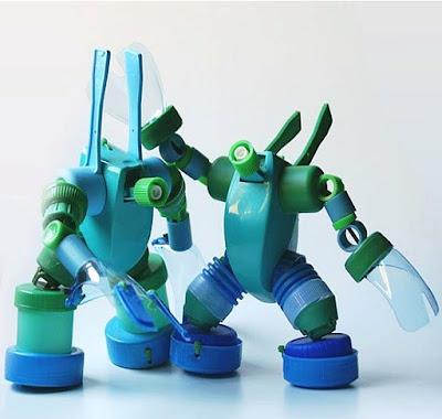 Limbah Plastik - Mainan Anak