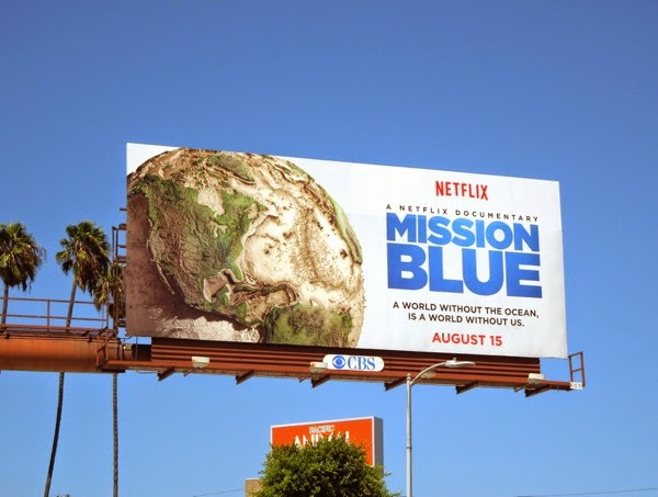 Mission Blue Netflix documentary billboard