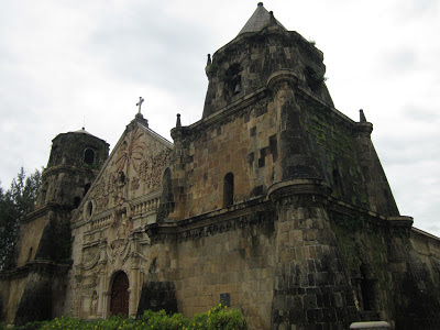 Miag-ao Church iloilo