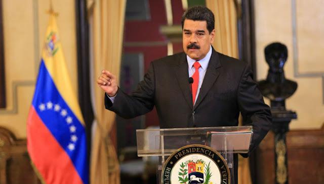 Maduro no asistirá al traspaso presidencial en Chile