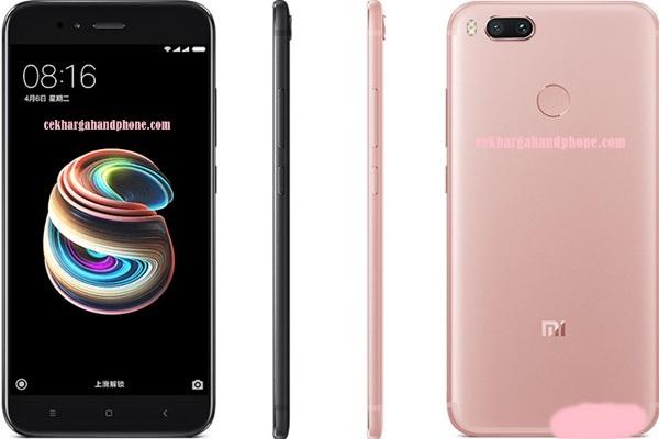 Cek Harga Handphone Dan Spesifikasi Xiaomi Mi 5X