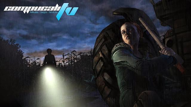 The Walking Dead GOTY Xbox 360 Región Free Español