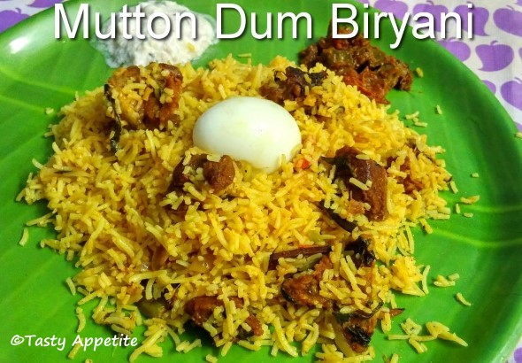 Hyderabadai Mutton Biryani