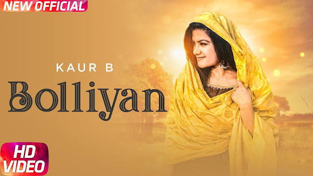 Bolliyan Song Lyrics  | Kaur B | Latest Punjabi Song 2018 | Speed Records