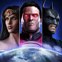 Injustice: Gods Among Us v2.13 Apk data Mega Mod