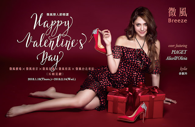 """Happy Valentine's Day"" banner by Breeze"