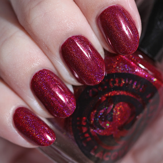 Octopus Party Nail Lacquer Necromancy