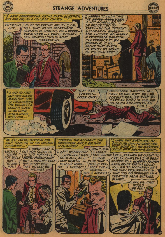 Strange Adventures (1950) issue 67 - Page 7