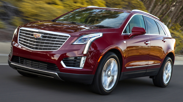 2017 Cadillac XT5 Review Design Release Date Price And Specs