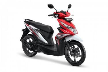 Spesifikasi Honda Beat dan Motor Skuter Honda Lainnya