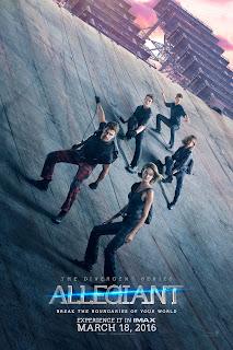 The Divergent Series Allegiant (2016) อัลลีเจนท์ ปฏิวัติสองโลก