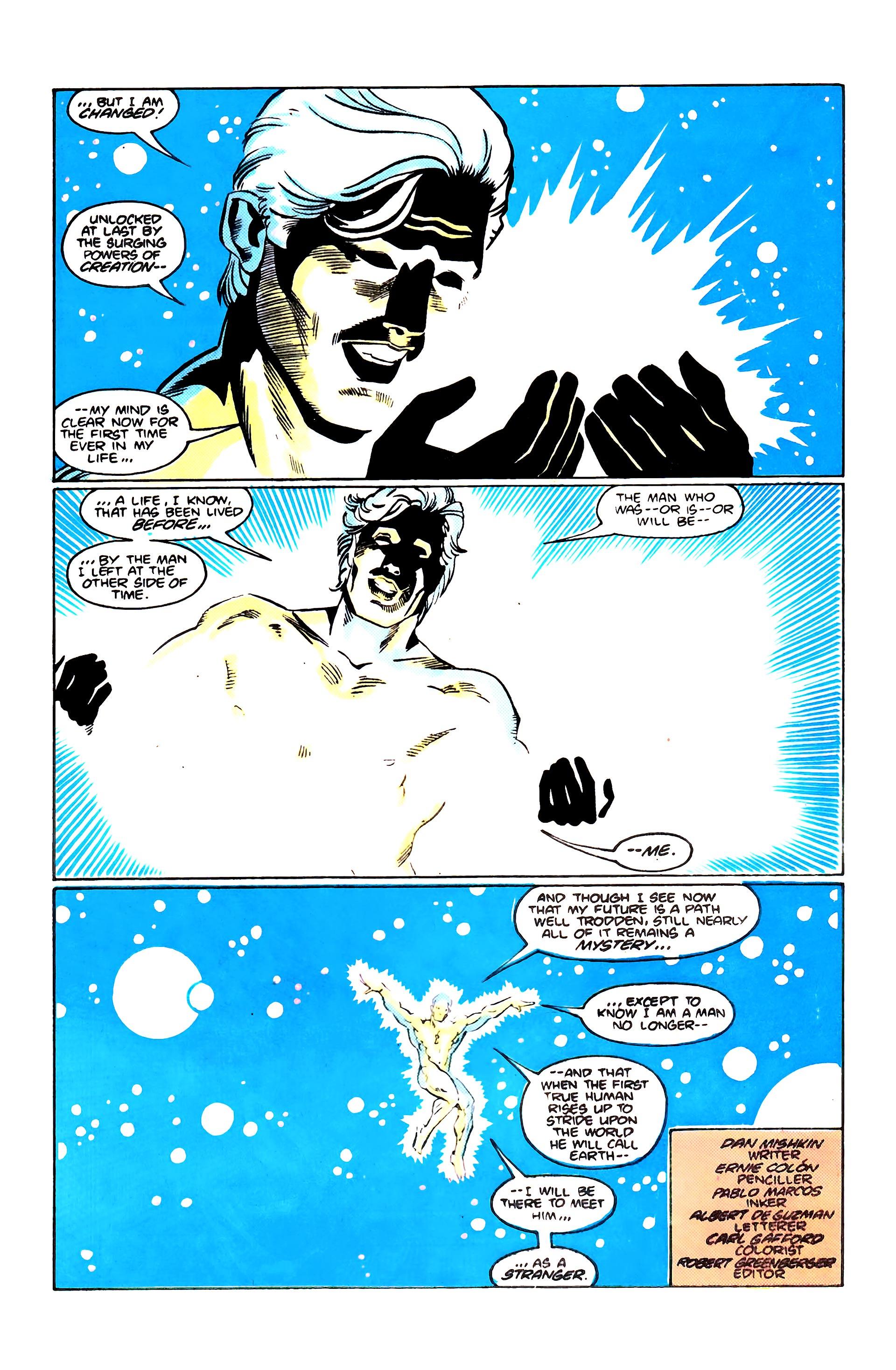 Read online Secret Origins (1986) comic -  Issue #10 - 36