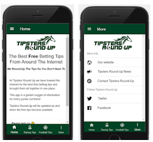 Sports App of the Month - Tipsters Round-Up