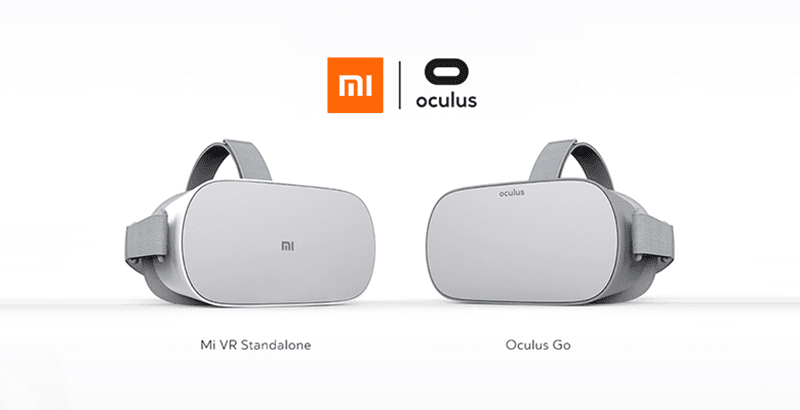 CES 2018: Oculus X Xiaomi, produces Oculus Go and Mi VR