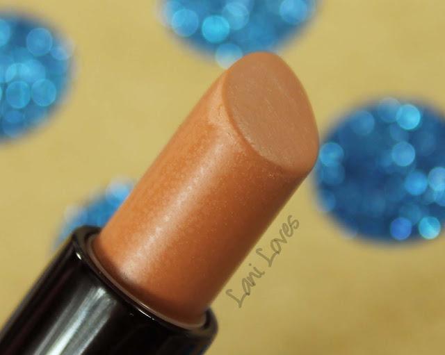 MAC Peachstock Lipstick Swatches & Review
