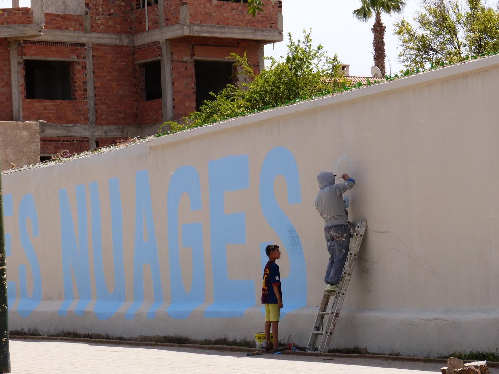 Biennale internationale d 39 art mural for Ecole d art mural