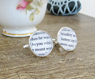 image the princess bride cuff links as you wish quote buttercup westley two cheeky monkeys