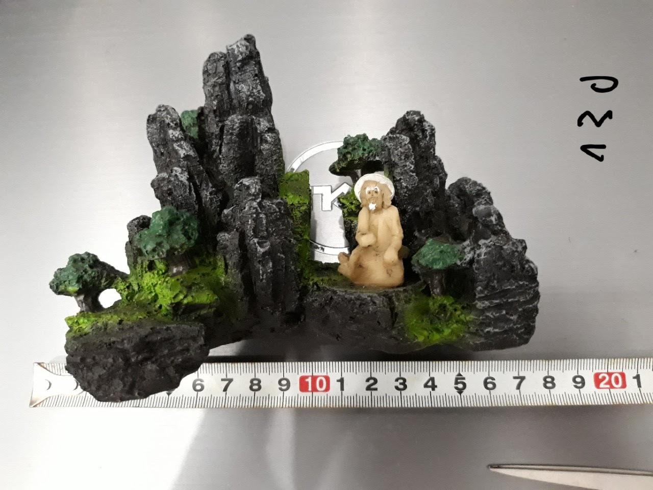 Tượng trang trí núi đá giả 130