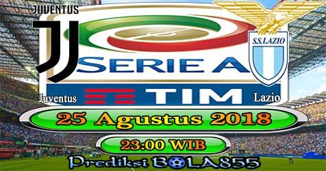 Prediksi Bola855 Juventus vs Lazio 25 Agustus 2018