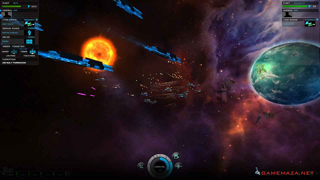 Endless Space Disharmony Gameplay Screenshot 2