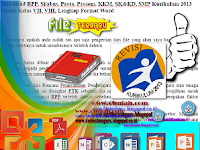Download RPP, Silabus, Prota, Prosem, KKM, SK&KD, SMP Kurikulum 2013 Gratis Kelas VII, VIII, Lengkap Format Word