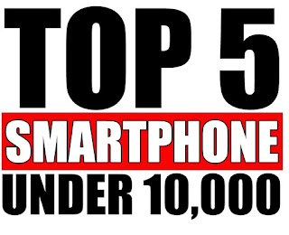 Top 5 Smartphone Under 10,000 with 4,000 mAh battery With Dual Camera