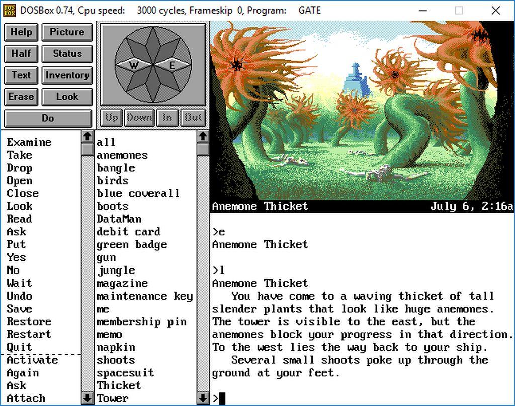 Indie Retro News: Gateway - Legend's Adventure classic
