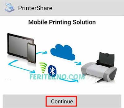 cara print menggunakan handphone 2