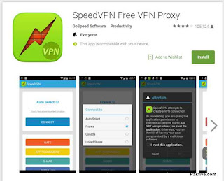 Speed VPN best free