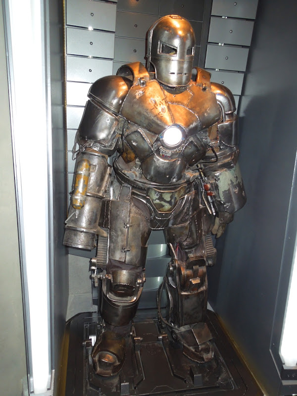 Iron Man Mark I suit