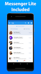 Folio for Facebook & Messenger v3.2.14 [Unlocked] APK