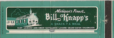 Image result for bill knapp restaurant