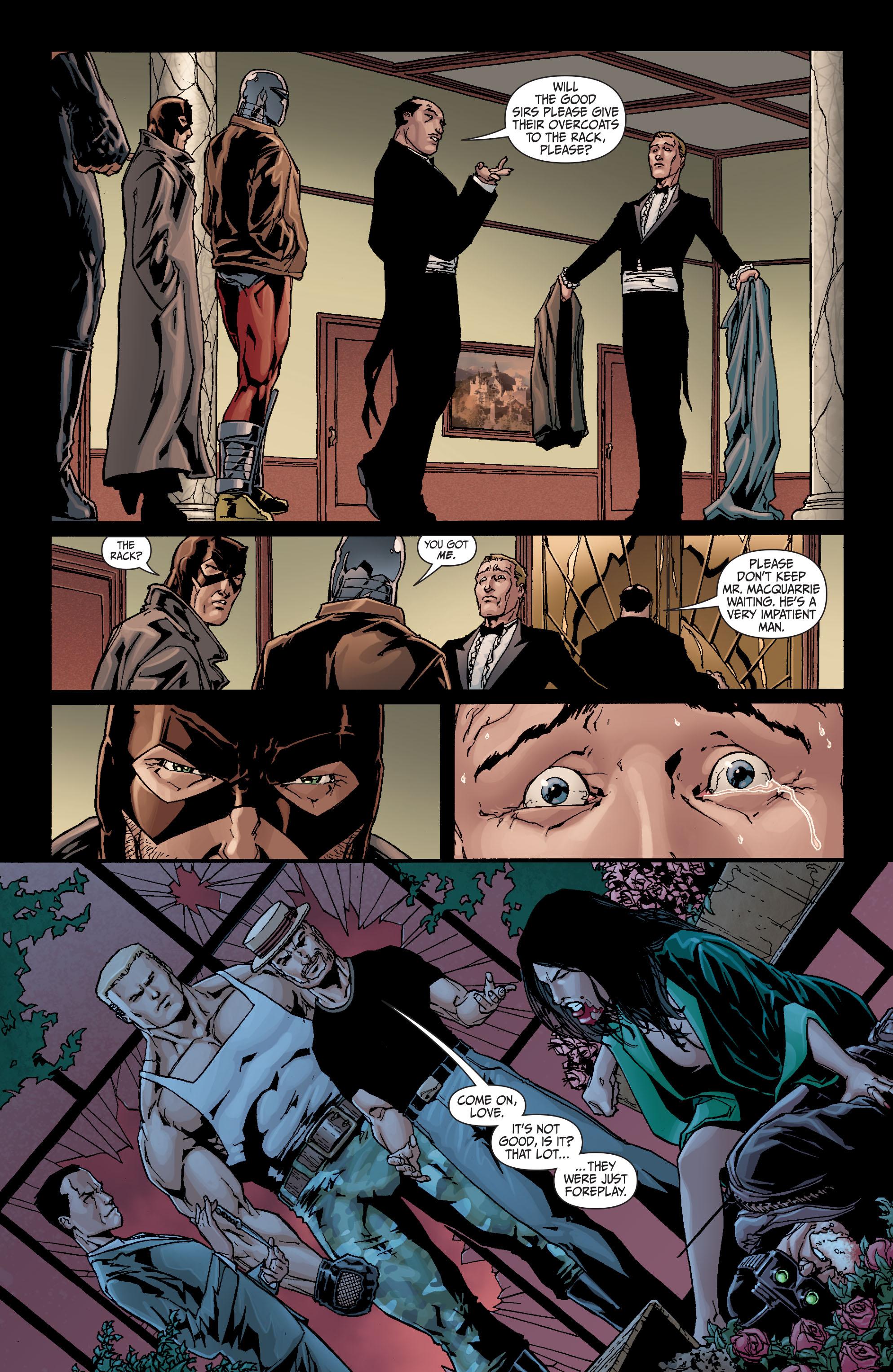 Read online Secret Six (2008) comic -  Issue #19 - 18