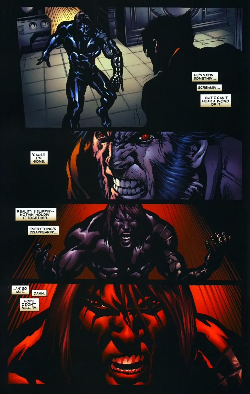 Read online Wolverine (2003) comic -  Issue #39 - 13