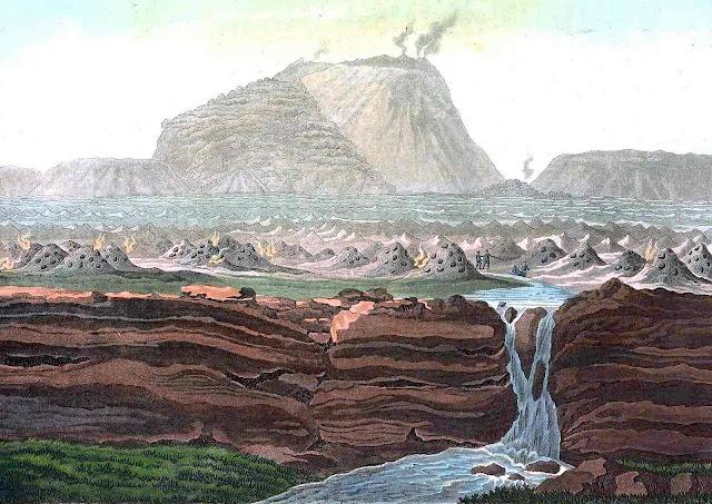 1815 volcano