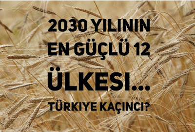 2030 ekonomi ne olucak