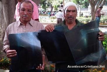 Evangélicos encarcelados y torturados por católicos