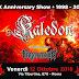 12 Ott 2018 - Kaledon, XX Anniversary Show + Opening Act Frozen Crown