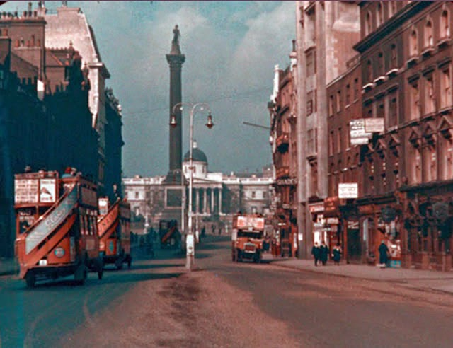 1920s London In Color Vintage Everyday