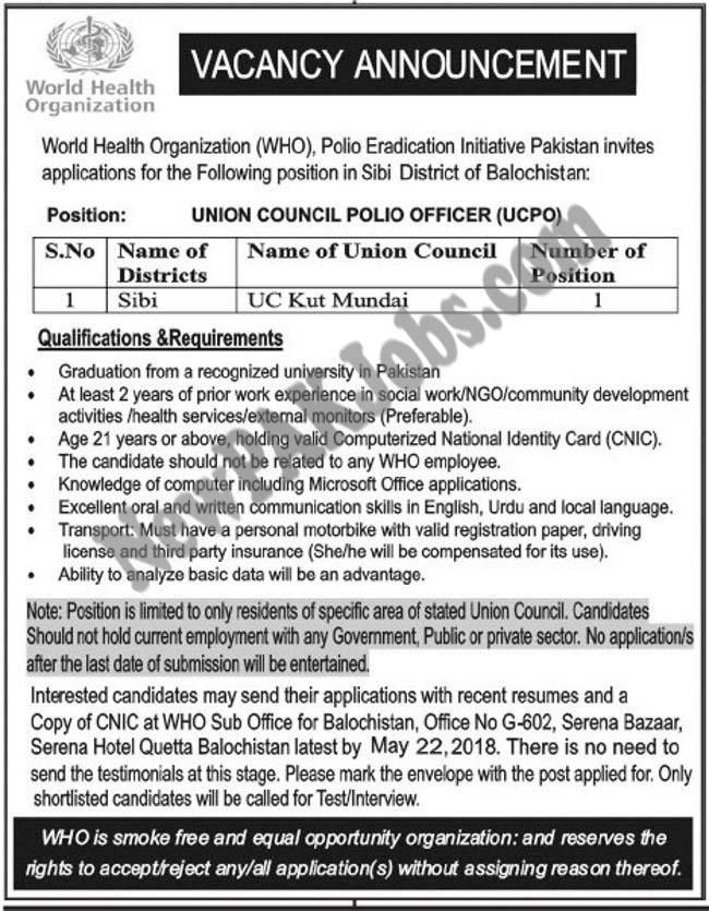 who-world-health-organization-jobs-in