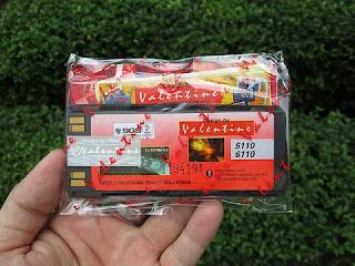baterai Nokia 5110 jadul valentine