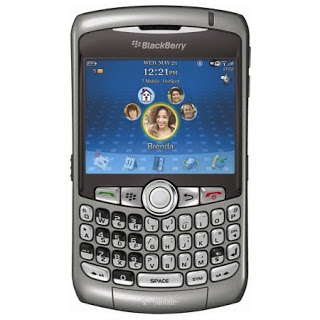Tema HP Blackberry Curve 8320