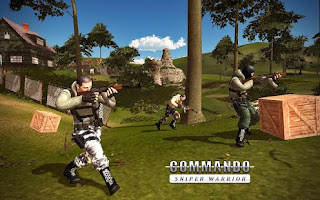 Sniper Ghost Commando Warrior v1.1.2