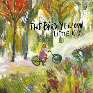 The Bird Yellow PROMO DISCO