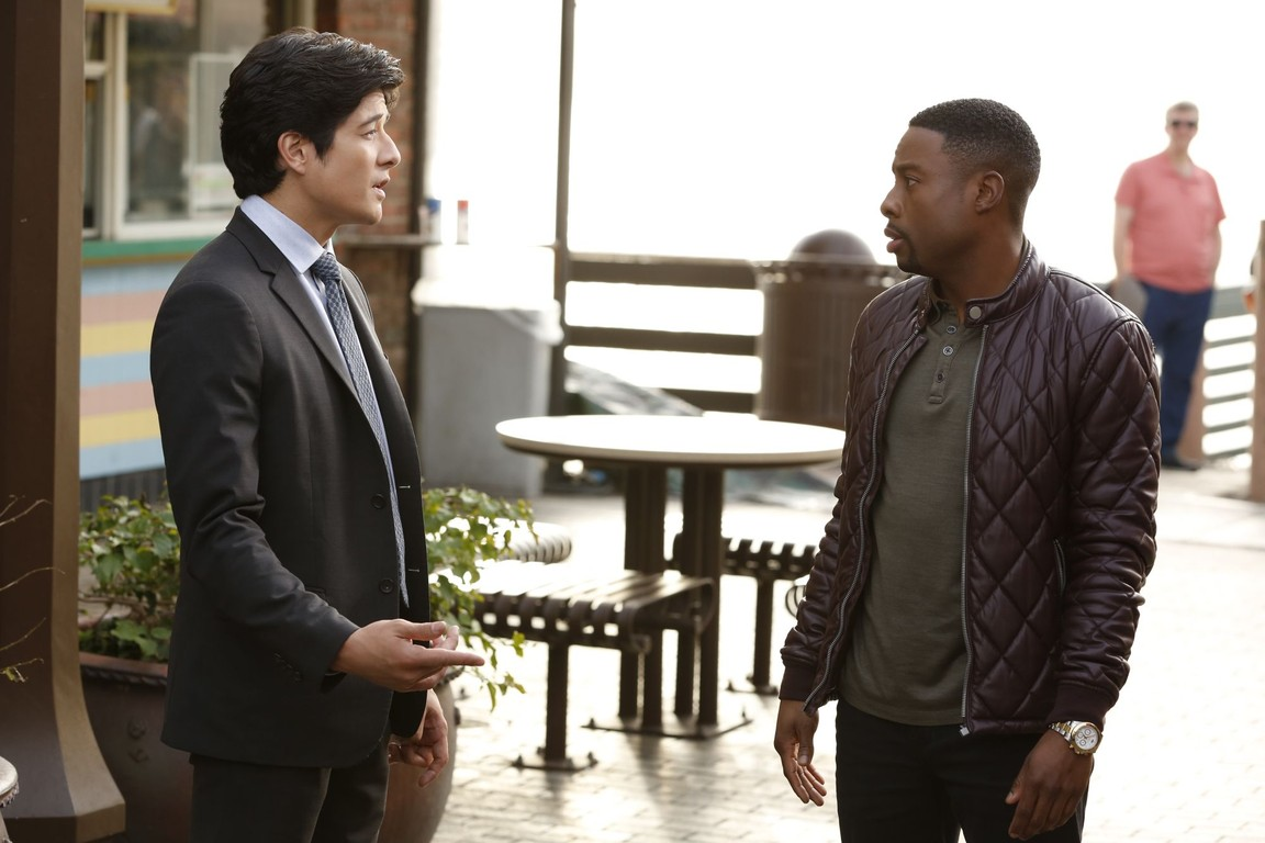 Rush Hour - Season 1 Episode 12: The Dark Night