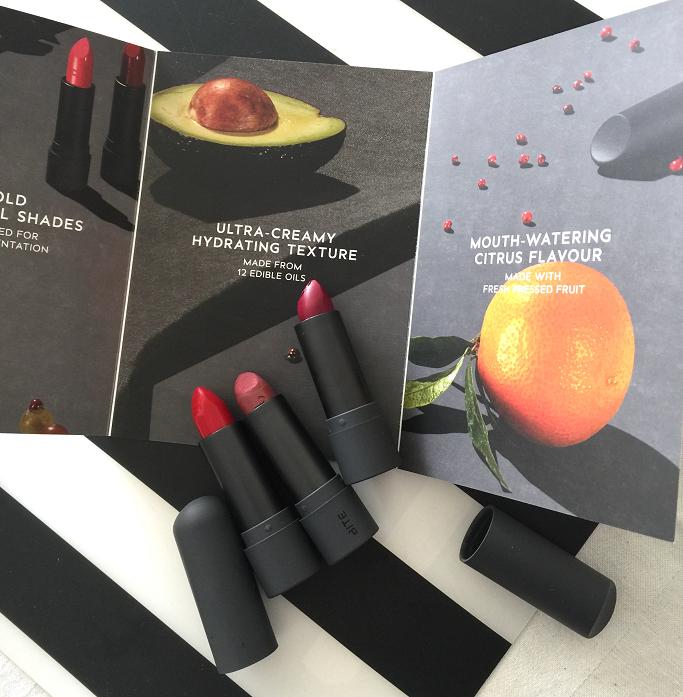 Bite Beauty Amuse Bouche 'Gazpacho' lipstick review, Bite Beauty Amuse Bouche Beetroot, Bite Beauty Amuse Bouche Pepper lipstick