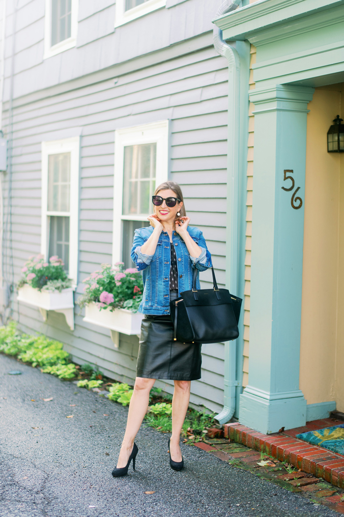 What to wear in New England in April